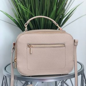 A New Day Nude Crossbody Bag